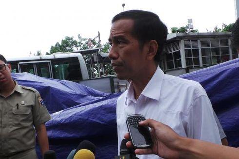 Jokowi Pastikan Terminal Manggarai Rampung Januari