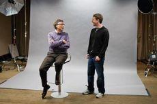Bill Gates hingga Mark Zuckerberg, Apa Jurusan Kuliah Para Miliarder?