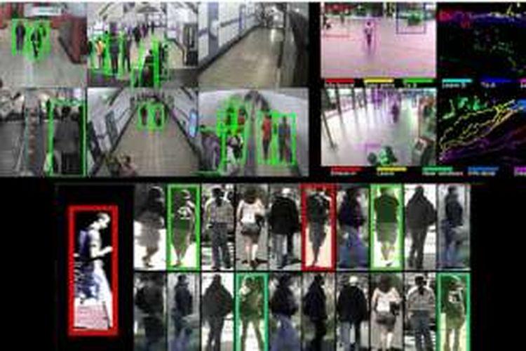 Analisis CCTV makin canggih.