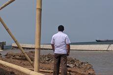 Saksi Rasakan Getaran Saat Tanggul Laut NCICD di Muara Baru Roboh