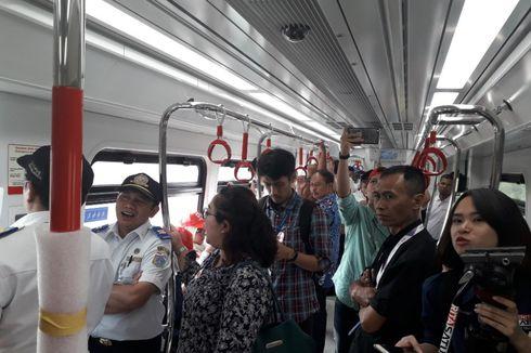 Untuk Tentukan Tarif MRT dan LRT, DKI Bentuk Tim