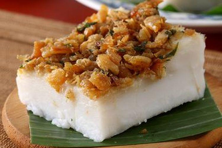 Resep Kue Gandus Khas Jambi Cocok Buat Yang Tidak Suka Manis