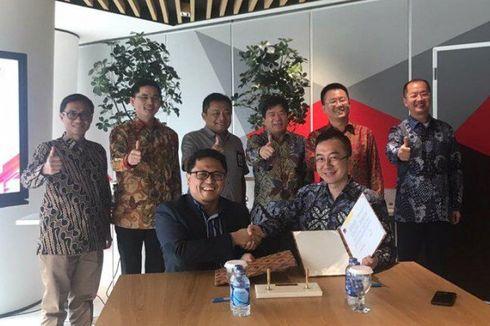 Telkom dan ZTE Kerja Sama Pengembangan 5G di Indonesia