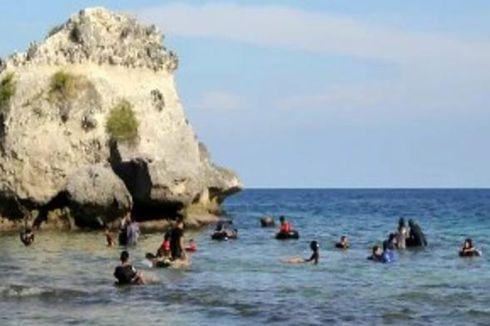 Pantai Dato, Surga Tersembunyi di Sulawesi Barat