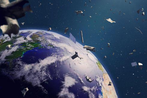 Luar Angkasa Banyak Sampah, ESA Lakukan Misi Bersih-Bersih