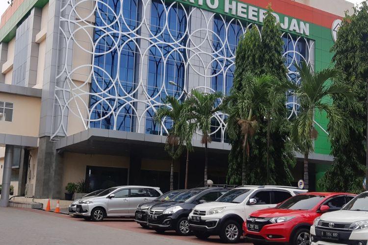 Rumah Sakit Jiwa (RSJ) Dr. Soeharto Heerdjan di Grogol, Jakarta Barat, Selasa (10/12/2019)