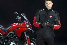 """Ducati Multistrada D-Air, Terintegrasi dengan Jaket """"Airbag"""""""