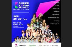 Super Kpop Festival Indonesia 2019 Digelar di ICE BSD, Ini 8 Penampilnya