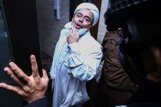 Vonis 4 Tahun Penjara bagi Rizieq Shihab dalam Kasus