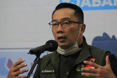 Ridwan Kamil Umumkan PSBB Bandung Raya Dimulai 22 April