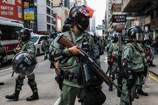 Polisi Hong Kong: Demonstran Pakai Bom Rakitan Jarak Jauh untuk Lukai Petugas