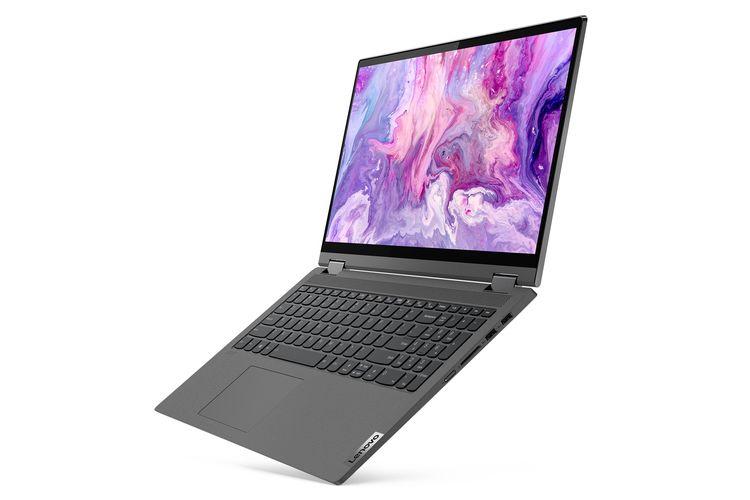 Laptop Konvertibel Lenovo Ideapad Flex 5 Resmi Di Indonesia Ini Harganya Halaman All Kompas Com