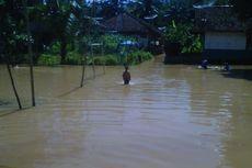 Banjir di Limapuluh Kota, Ratusan Rumah Terendam
