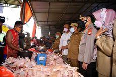 Inflasi April 0,13 Persen, Disumbang Daging Ayam hingga Emas Perhiasan