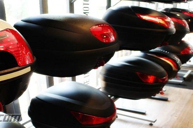 Piliahan Box motor harus sesuai dengan tipe kendaraan.