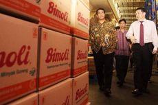 Ludes, Stok Minyak Goreng Toko Tani Indonesia di Pasar Minggu