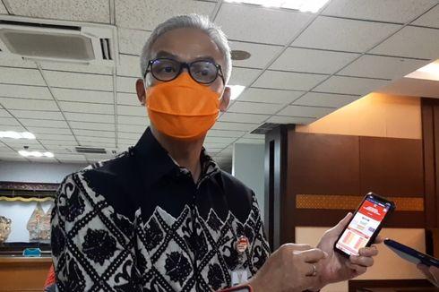 Ganjar Sebut Vaksinasi Tahap Kedua di Jateng Tertinggi Se-Indonesia
