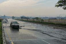 Perhatikan Ini Saat Berkendara di Jalan Bekas Banjir