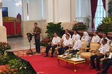 Jokowi: Jangan Ulangi Kesalahan, Lempeng Tektonik Kok Dibangun Rumah?