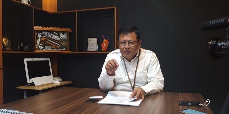Sekretaris Menteri PANRB Dwi Wahyu Atmaji