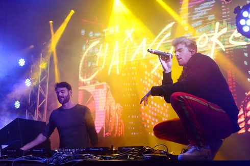 Lirik dan Chord Lagu Inside Out dari The Chainsmokers