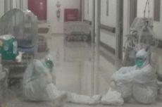 Cerita Perawat Jaga Pasien Covid-19, Kacamata Berembun hingga Masker Basah Keringat