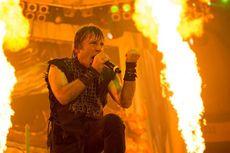 Iron Maiden Sukses Buat Ari Lasso Jatuh Cinta pada Musik Metal, Ini Alasannya