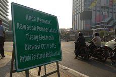 Tilang Elektronik Berlaku di Jalur Transjakarta