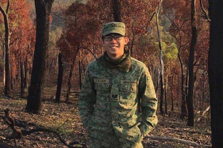 Sersan Liaw Yi Kang