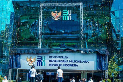 Super Holding BUMN, Mimpi Rini Soemarno yang Dikubur Erick Thohir