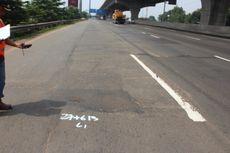 Senin Ini, Rekonstruksi Pekerjaan Tol Jakarta-Cikampek Dimulai