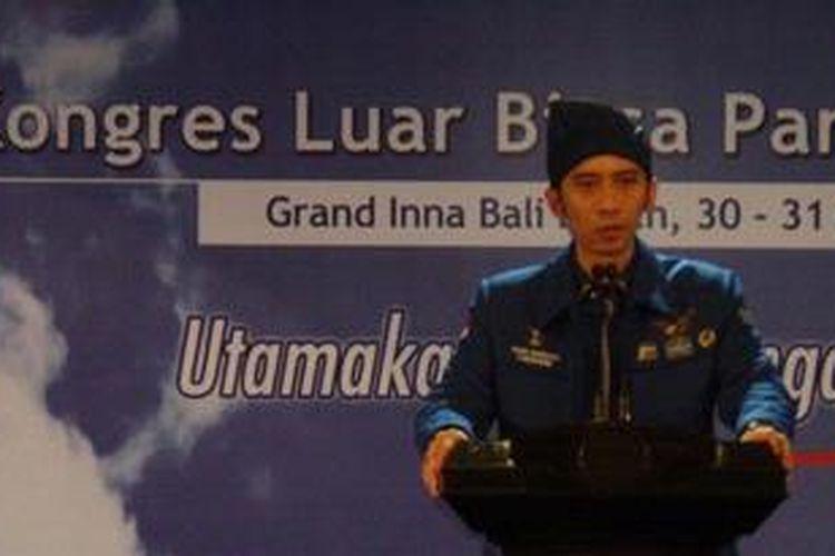 Sekretaris Jenderal Partai Demokrat Edhie Baskoro Yudhoyono (Ibas)