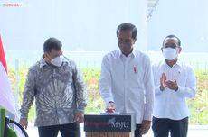 Antara Jokowi dan Haji Isam...