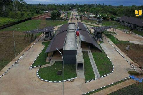 Bangun Kawasan Perbatasan, Kementerian PUPR Prioritaskan 11 PLBN