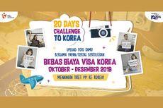 Gratis Biaya Visa dan Tiket PP ke Korea Selatan, Mau?