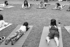 Manfaat Yoga Bantu Perkembangan Mental Anak