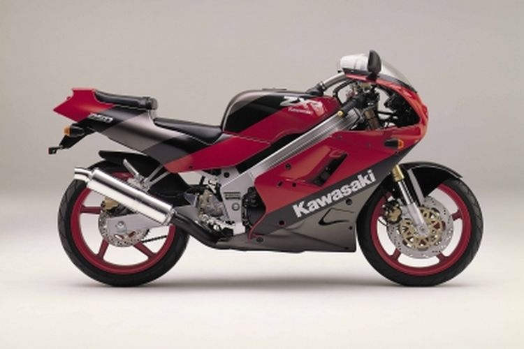 Kawasaki ZXR-250 produksi 1988-1991