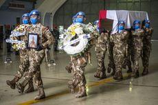 Panglima TNI Lepas Jenazah Rama Wahyudi, Prajurit yang Gugur di Kongo