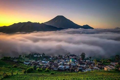 Naik Gunung Prau Bisa Lihat Gunung Sindoro dan Sumbing, Coba Lewat Igirmranak