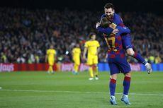 Klasemen Liga Champions, Barcelona Lolos, Liverpool-Chelsea Tertahan