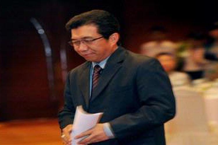 Ketua Dewan Komisioner Otoritas Jasa Keuangan, Muliaman Darmansyah Hadad