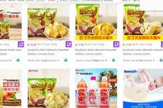 Keripik Singkong Asal Indonesia Dijual