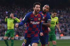 Hasil Liga Spanyol - Barcelona Menang, Real Madrid Tumbang