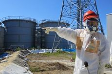 Air Radioaktif Fukushima Bocor Lagi, 6 Pekerja Terpapar