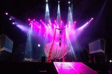 Libur Akhir Tahun, Sirkus Internasional Sambangi Bandung
