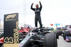 Penegasan Lewis Hamilton Usai Menjadi Juara Dunia F1 Ketujuh Kali