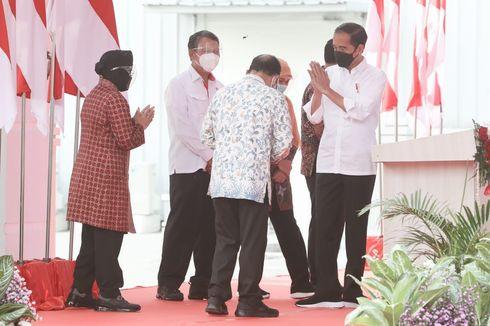 Wujudkan Pengolahan Sampah Ramah Lingkungan, Risma Dapat Acungan Dua Jempol dari Jokowi