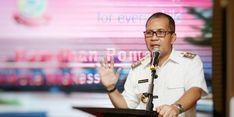 Berhasil Majukan Makassar, Danny Pomanto Dipuji Dubes dan Menlu Singapura