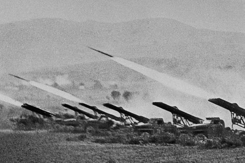 Katyusha, Senjata Paling Mematikan Milik Uni Soviet Saat Perang Dunia II