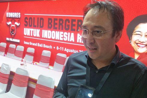 Prananda Jadi Sorotan Saat Temani Megawati Hadiri Peresmian Patung Bung Karno
